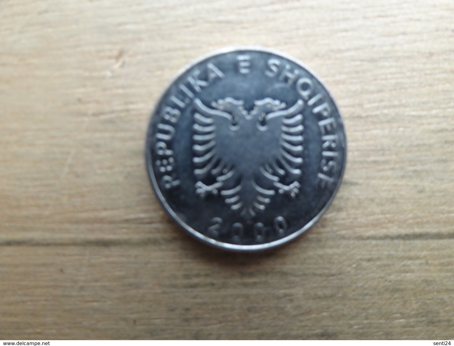 Albanie  5  Leke  2000  Km 76 - Albania