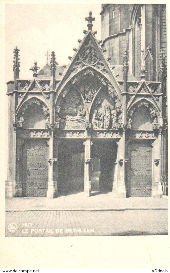 Huy - CPA - Le Portail, De Bethléem - Huy