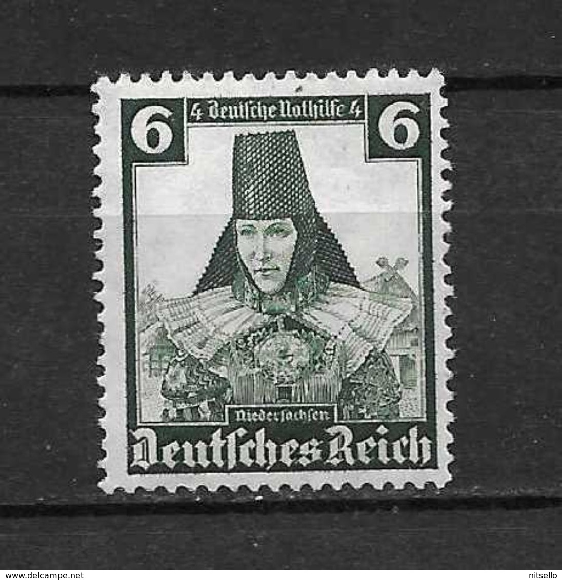 LOTE 1594  ///   ALEMANIA IMPERIO  YVERT Nº: 550 **MNH - Alemania