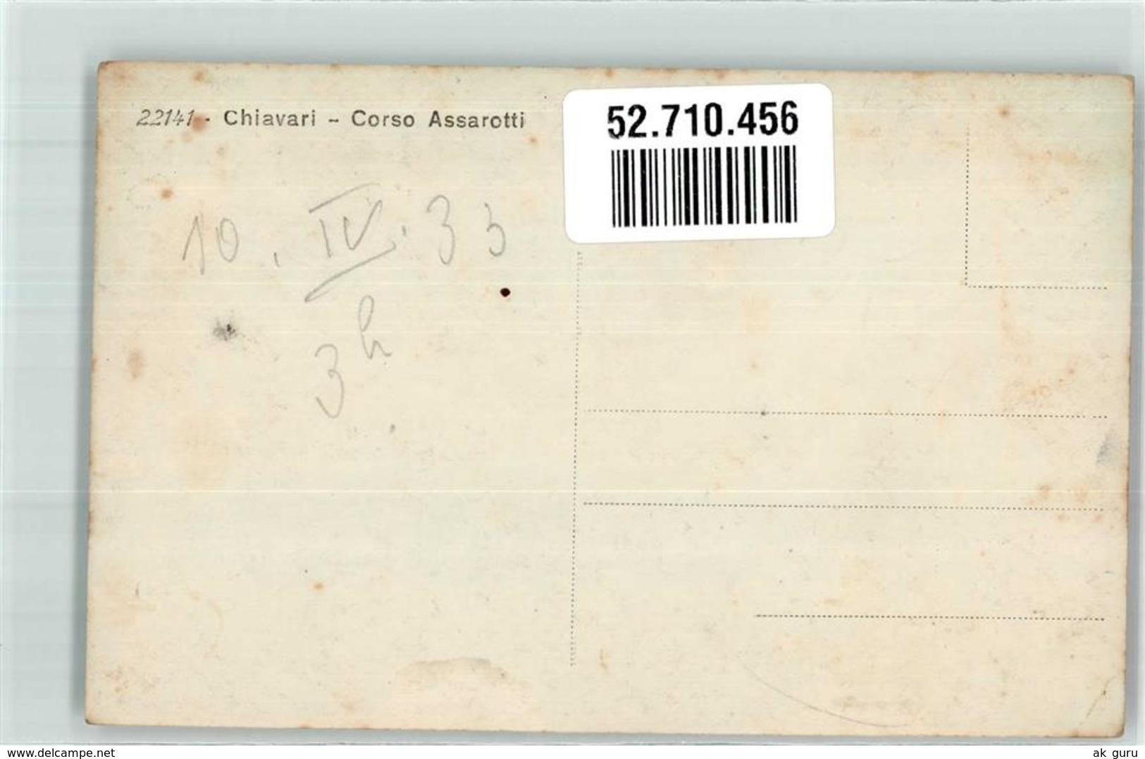 52710456 - Chiavari - Genova (Genoa)