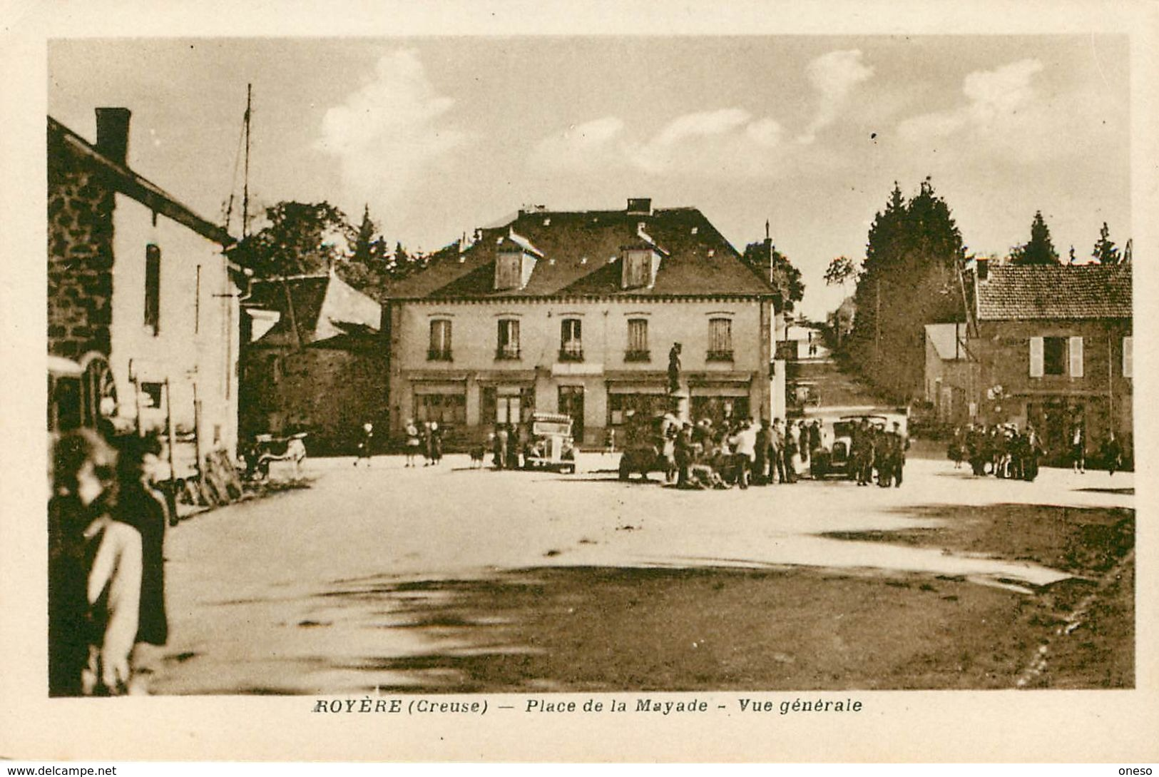 Creuse - Lot N° 83 - Lots En Vrac - Lot Divers Du Département De La Creuse - Lot De 30 Cartes - 5 - 99 Cartes