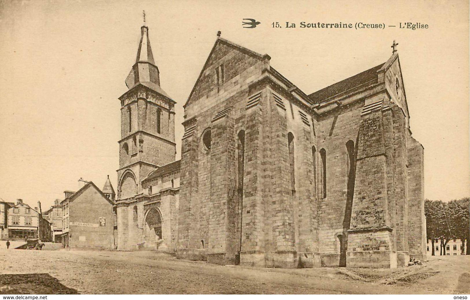 Creuse - Lot N° 84 - Lots En Vrac - Lot Divers Du Département De La Creuse - Lot De 30 Cartes - 5 - 99 Cartes