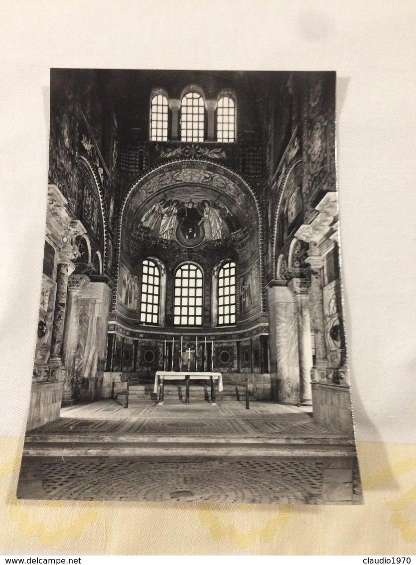Cartolina-Ravenna-S. Vitale-interno VI Sec. - Ravenna