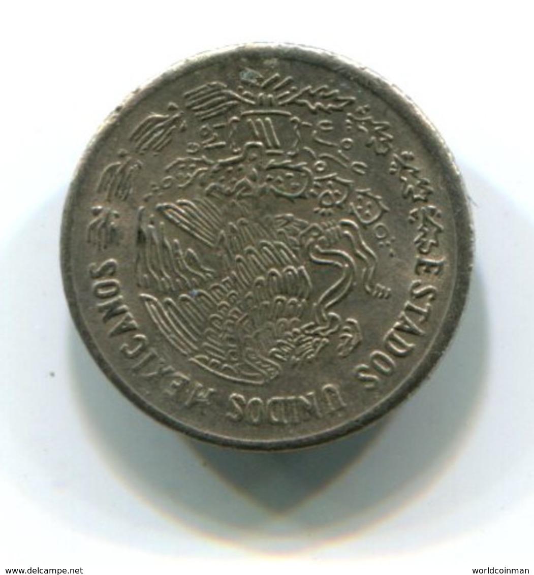 1977 Mexico 10 Centavos Coin - Mexico
