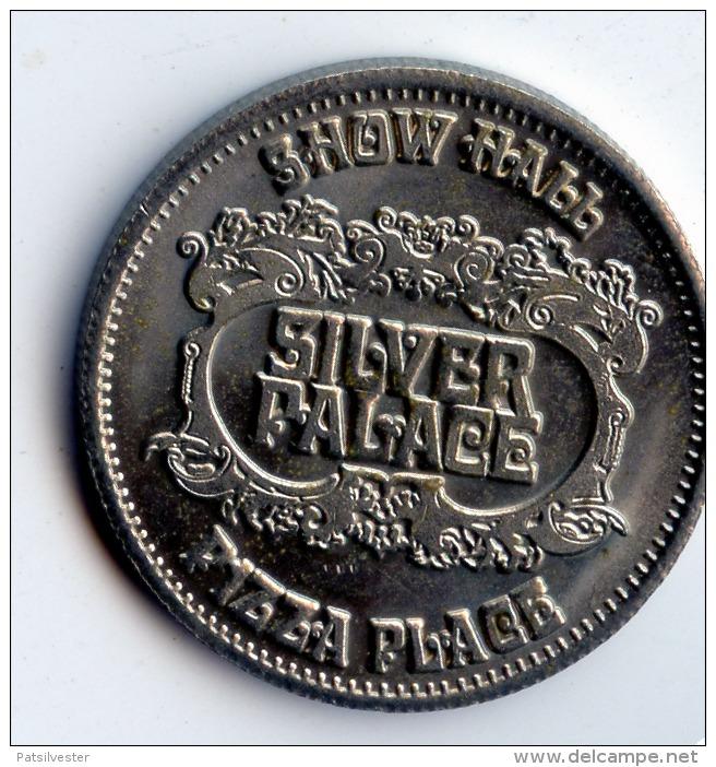 Pizza: Silver Palace - USA