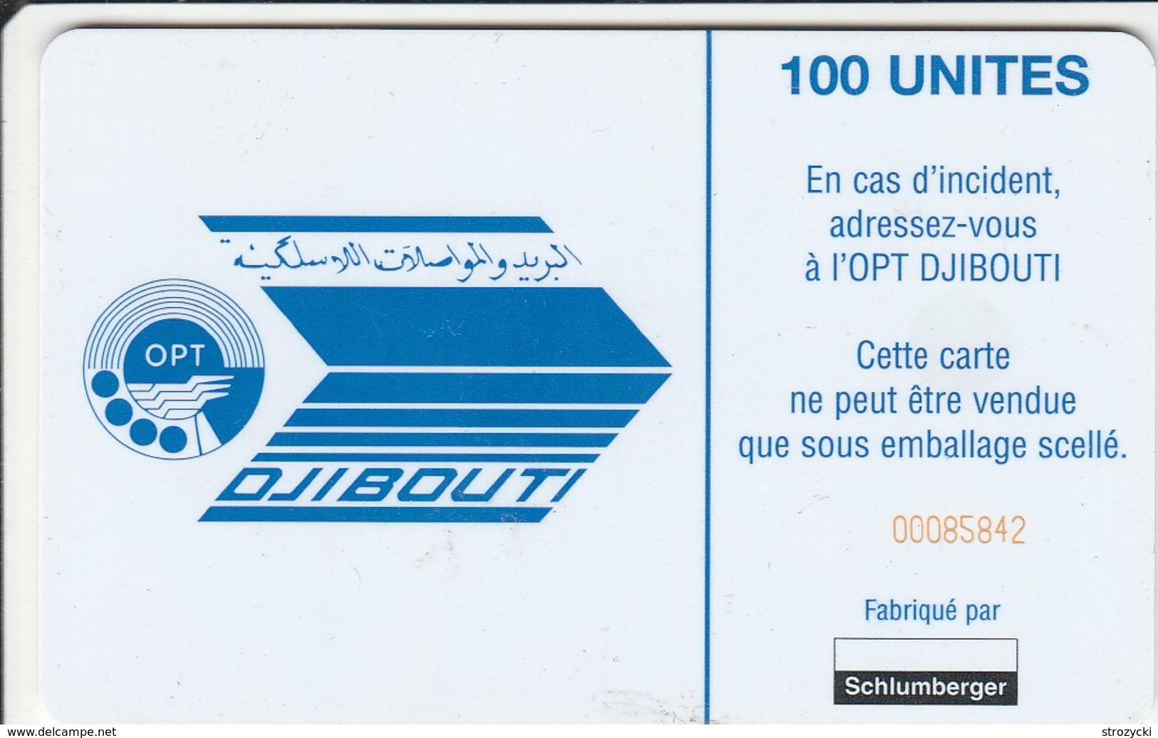 Djibouti - Salt Lake - Dschibuti