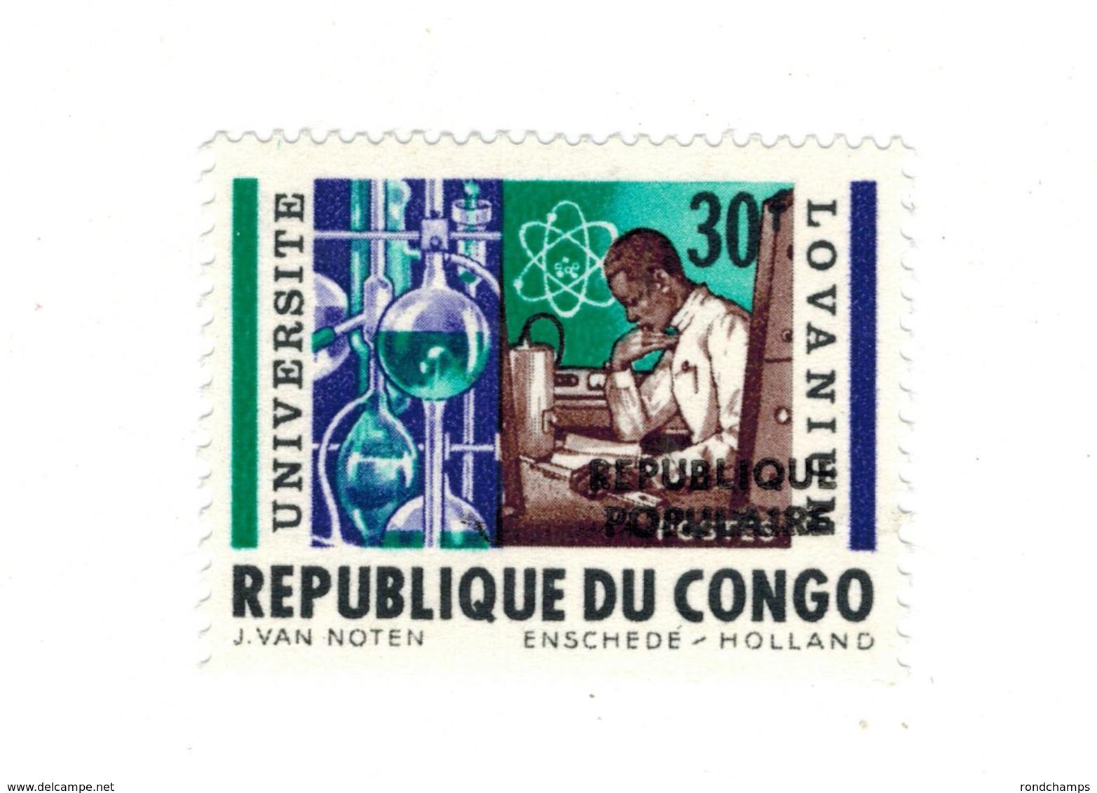 STANLEYVILLE  Emission Locale N °21 - République Du Congo (1960-64)
