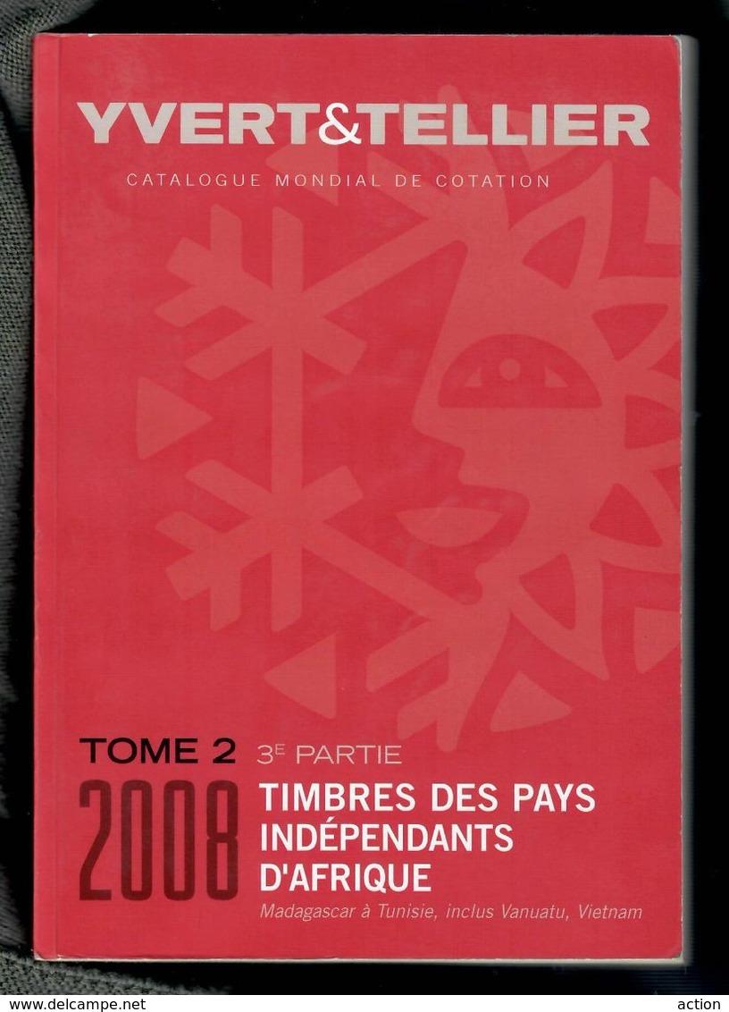 Catalogue D'occasion Très Bon état Y/T De 2008. - Francia