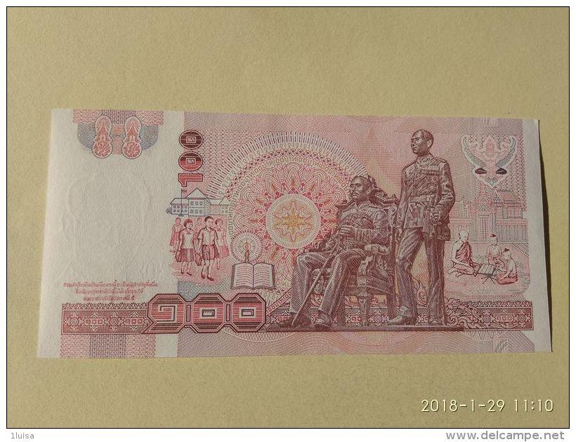 100  Baht 1994 - Tailandia