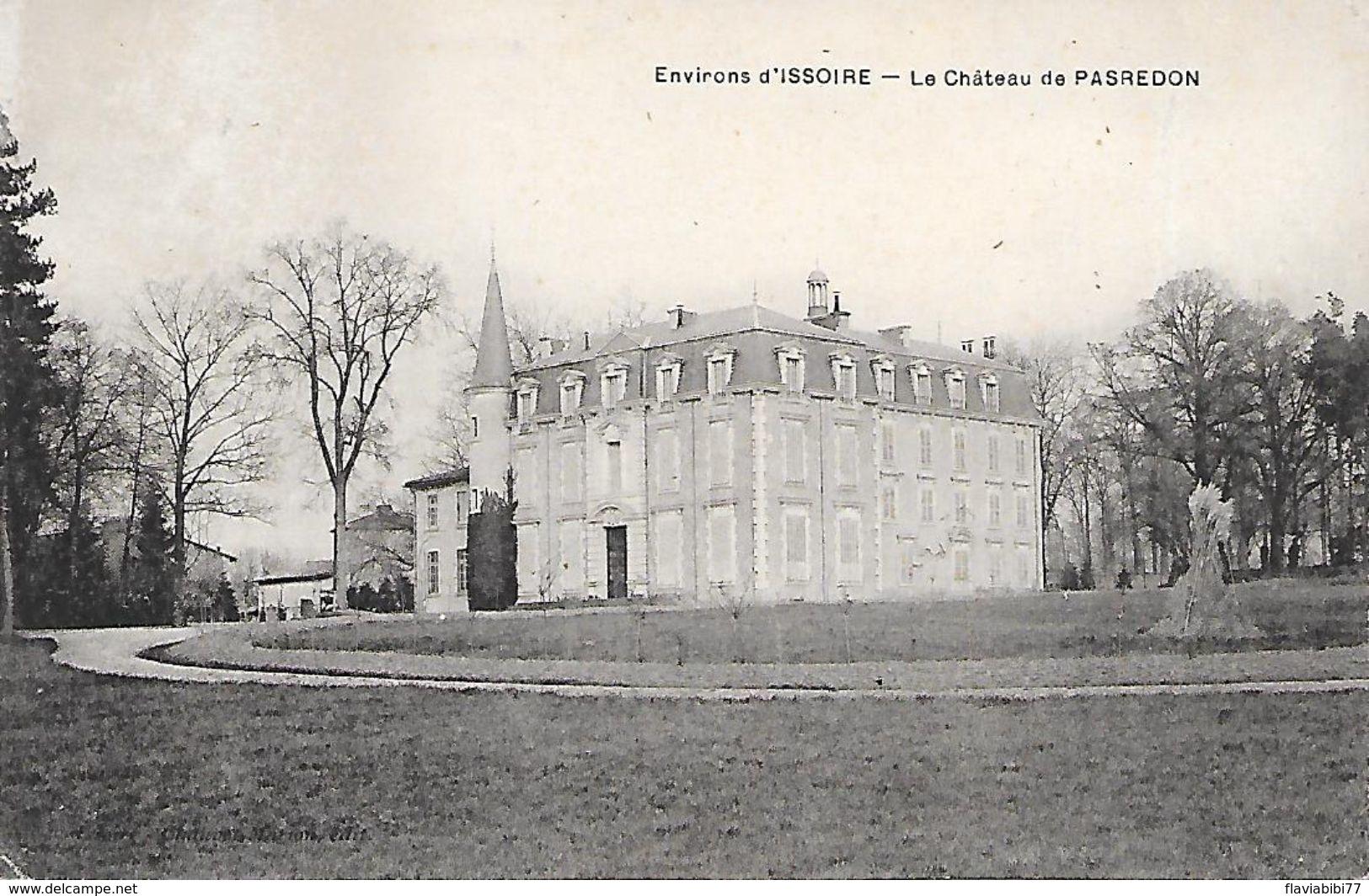 PASREDON - ( 63 ) - Le Chateau - Frankrijk