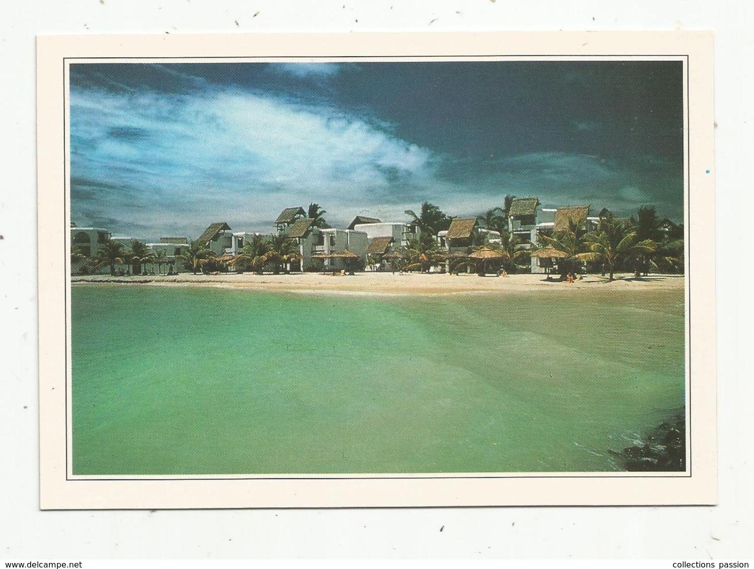 Cp , Ile MAURICE , MAURITIUS , Village De Vacance à Touessrok , Holiday Resort At Touessrok, Photo Renaudeau/Hoa-Qui - Maurice