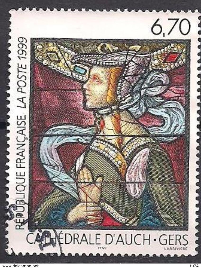 Frankreich  (1999)  Mi.Nr.  3396  Gest. / Used  (2eg07) - Frankreich