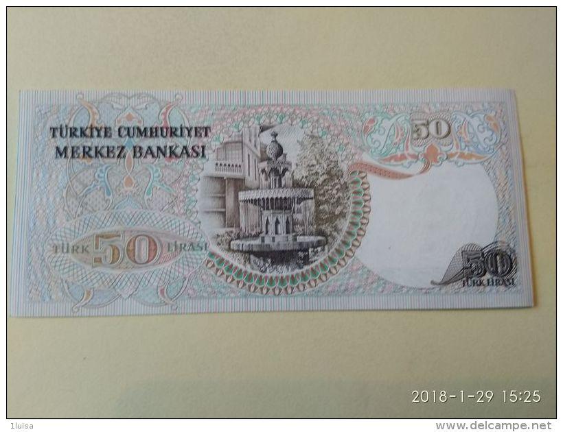50 Lirasi 1970 - Turchia