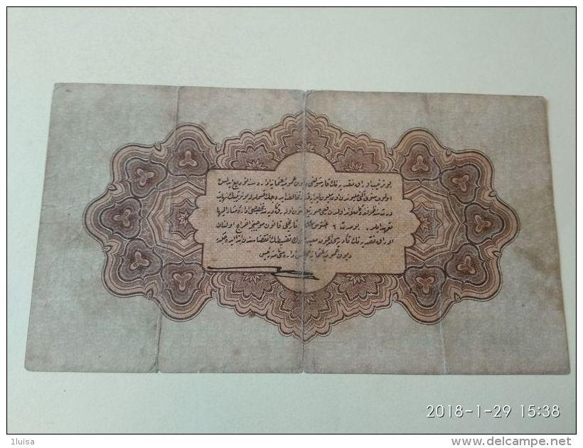 Impero Ottomano 1 Livre - Turchia