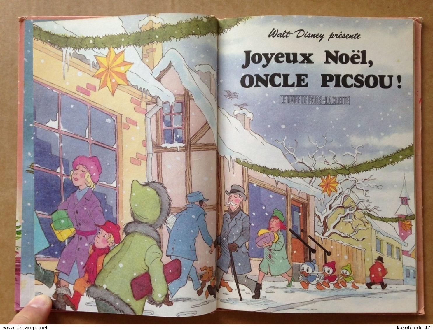 Disney - Mickey Club Du Livre - Joyeux Noël, Oncle Picsou ! (1983) - Livres, BD, Revues