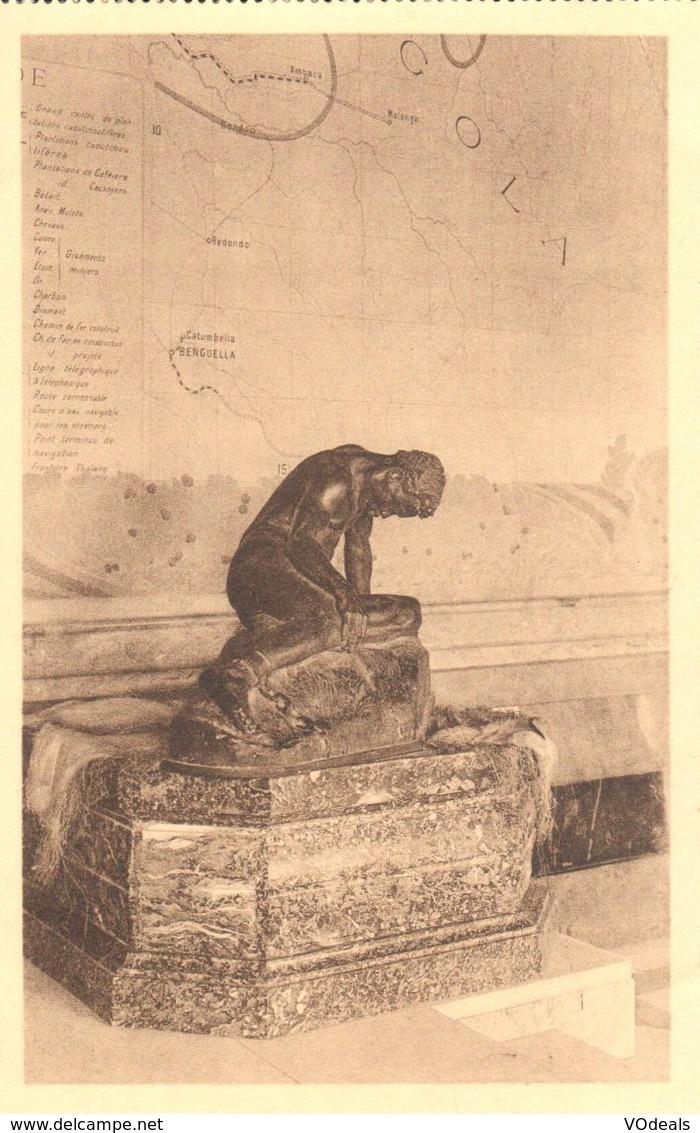 Bruxelles - CPA - Tervuren - Musée Du Congo Belge - Avant La Civilisation - Tervuren