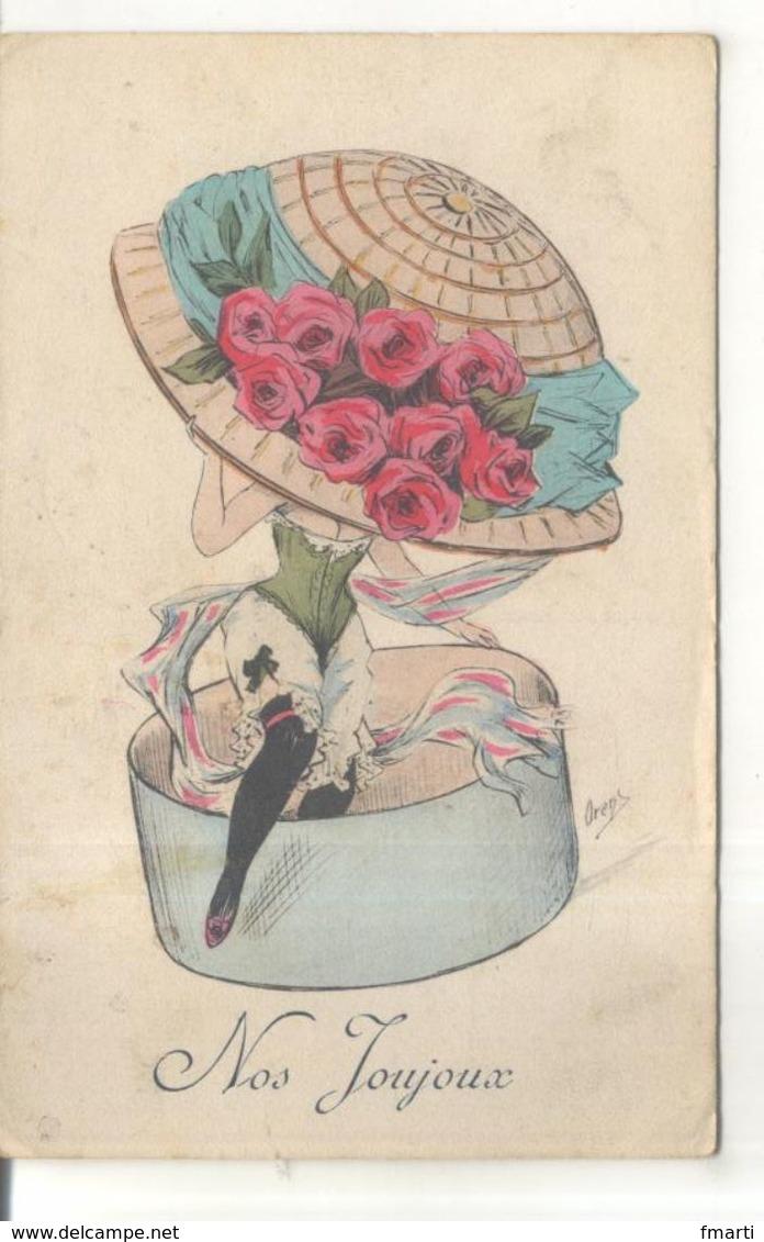 Illustrateur : Orens, Nos Joujoux - Orens