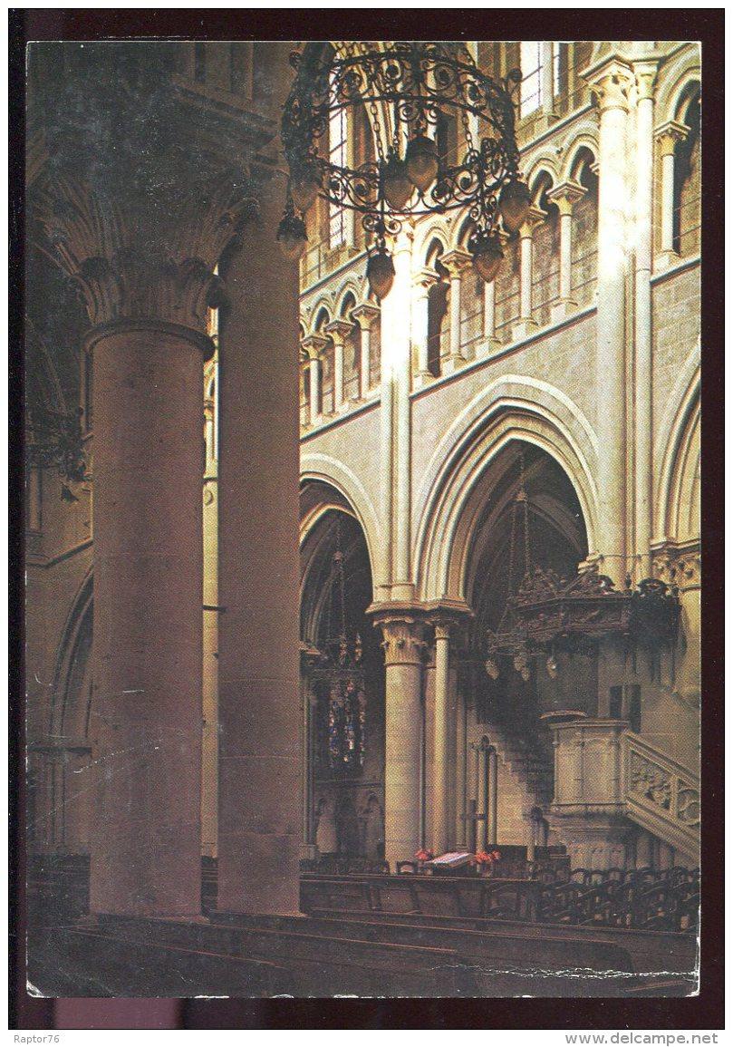 CPM Suisse LAUSANNE La Cathédrale L'Intérieur - VD Vaud