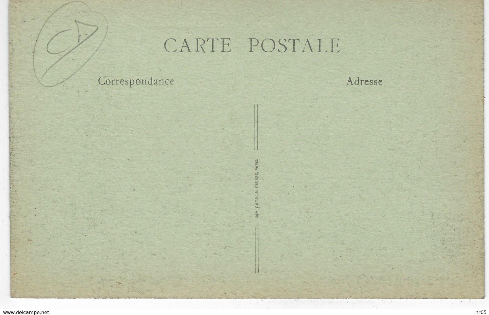CPA 62 ( Pas De Calais ) - Environs De SAMER - Le Chateau De Questruques - Frankrijk