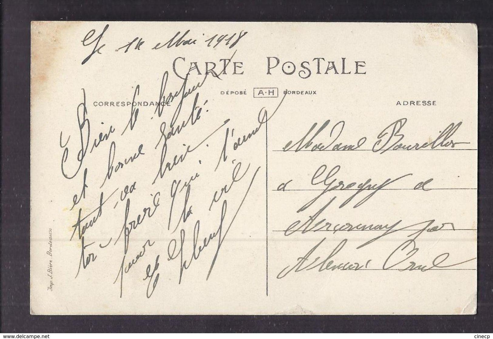 CPA MILITAIRE - Amitiés Du 21 ème D' INFANTERIE - TB CP Fantaisie Avec Des Fleurs Sur Le Régiment 1918 - Regimientos