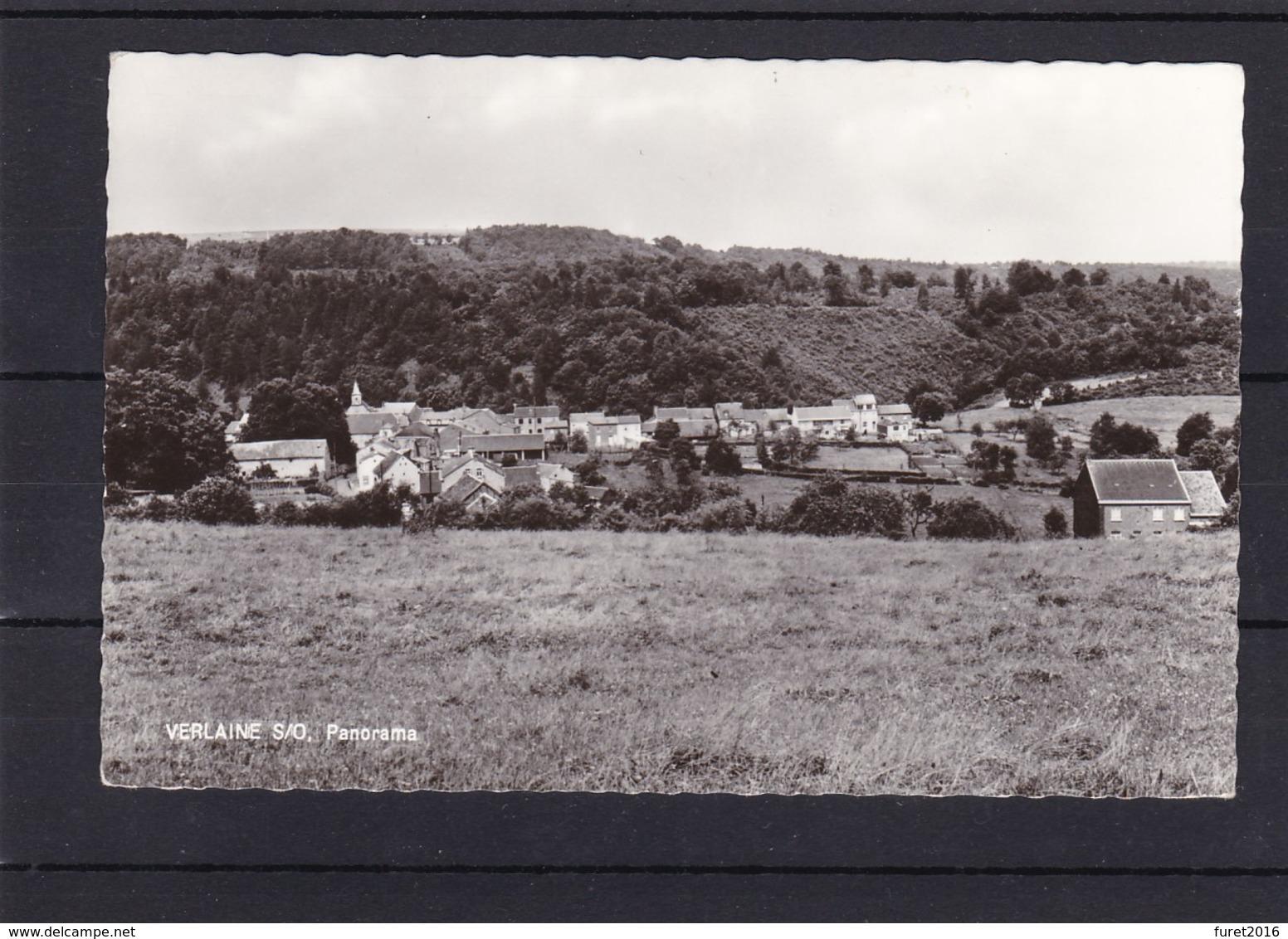 VERLAINE Sur Ourthe PANORAMA - Verlaine