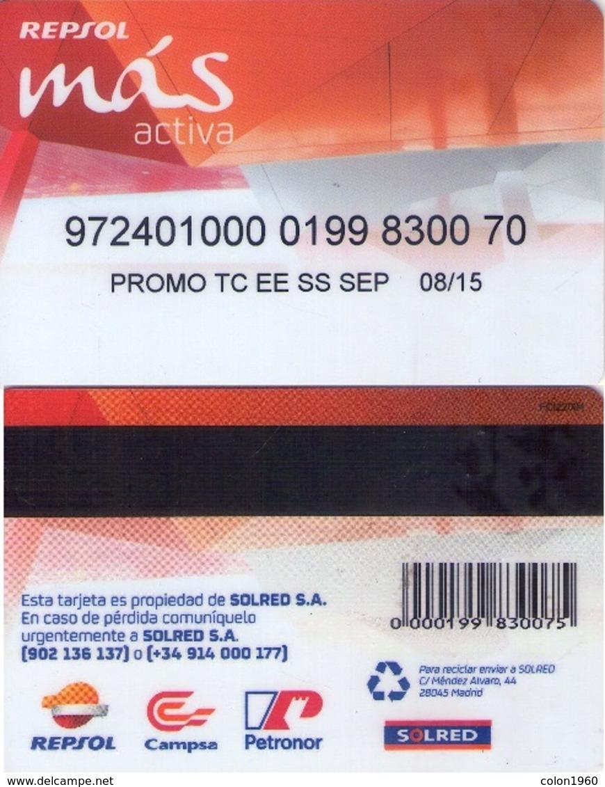 TARJETA REGALO DE ESPAÑA, GIFT CARD. REPSOL. 056. - Tarjetas De Regalo