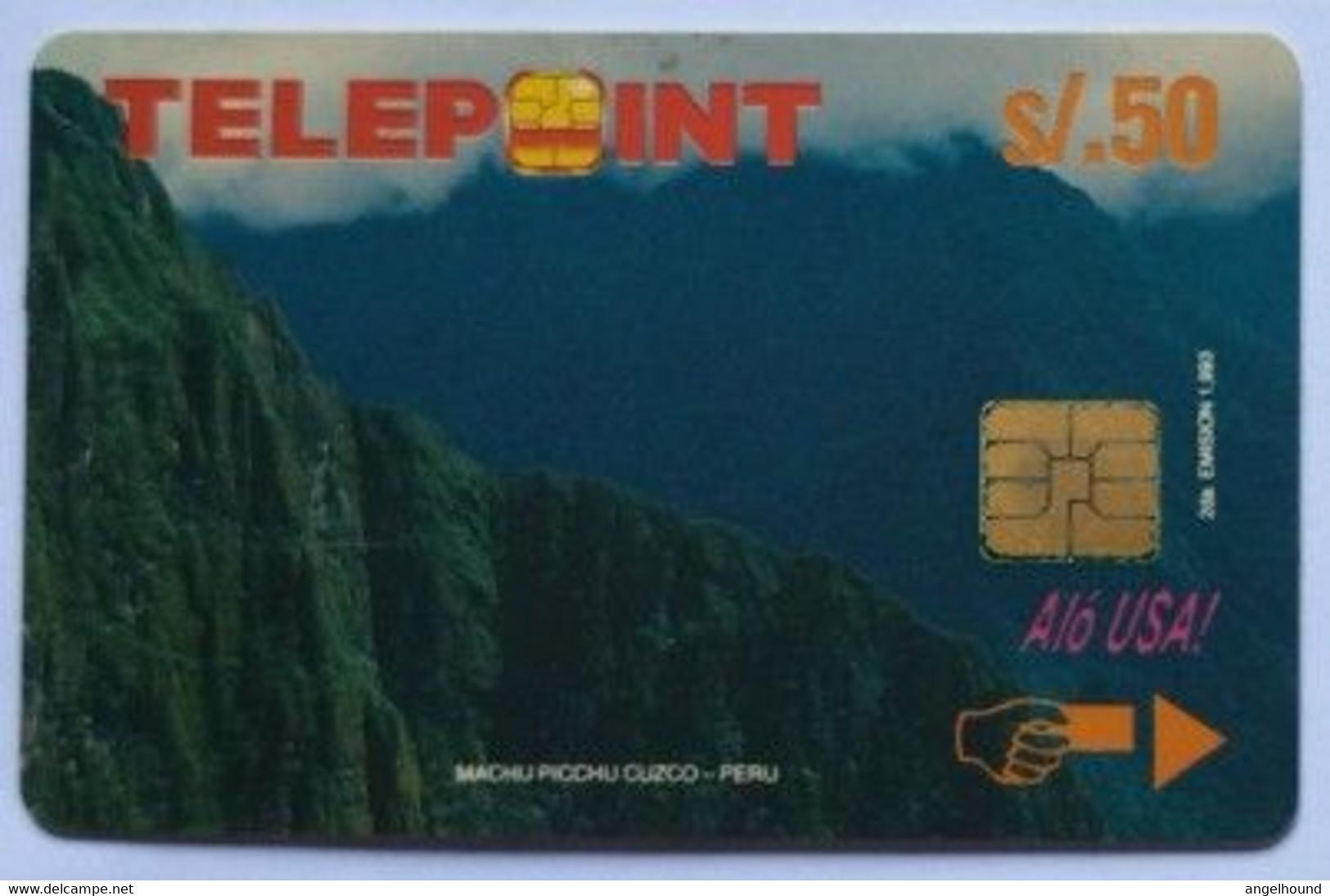 Mountains S/50 - Peru