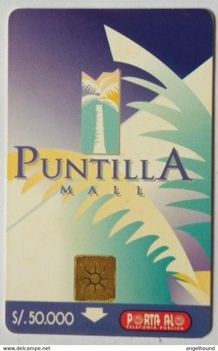 Puntilla Mall S/50,000 - Peru