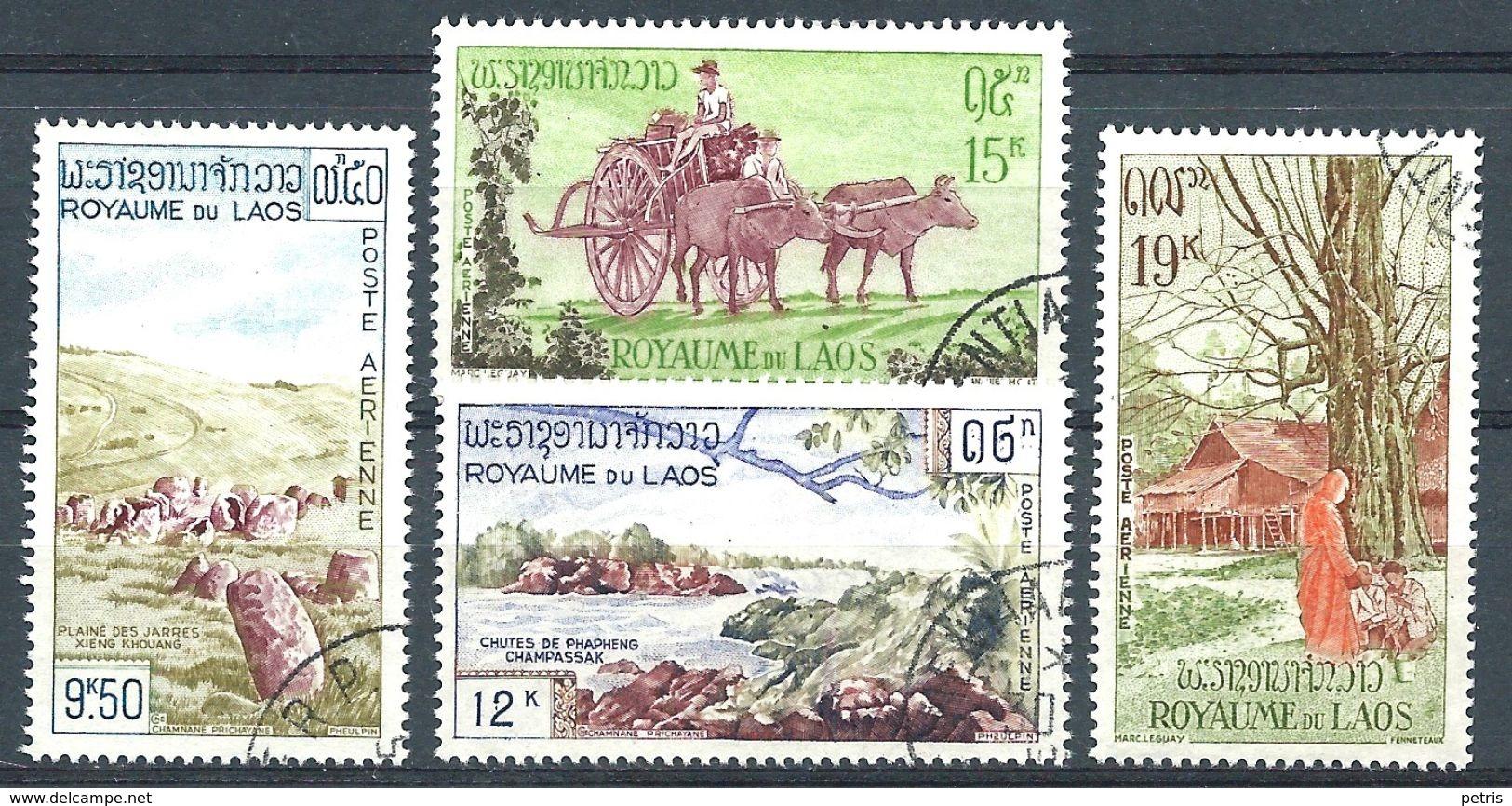Laos 1960 Tourism Industry - Lot. 4672 - Laos