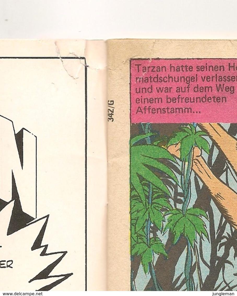Tarzan Herr Des Dschungels N° 172 - En Allemand - 1974 - Williams Verlag GmbH - BE - Livres, BD, Revues