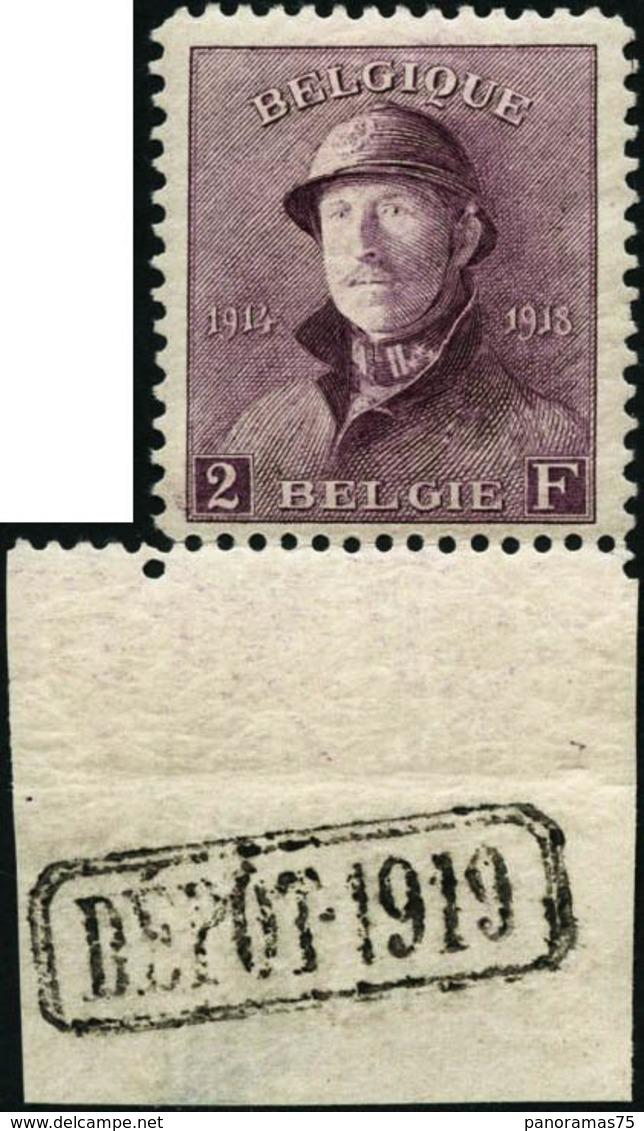 ** N°176 2F Lilas - TB - Belgium