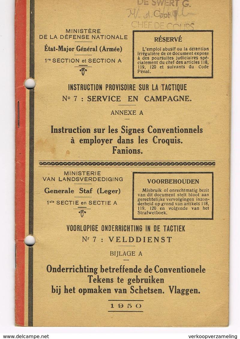 Velddienst 1950 - Libri