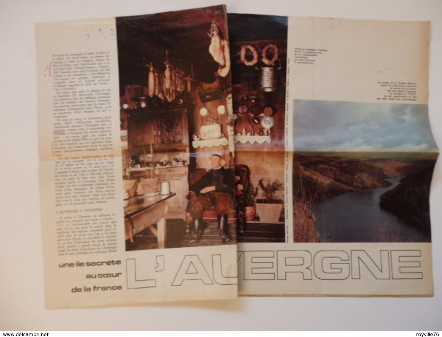 Documents Sur L'Auvergne. - Altri