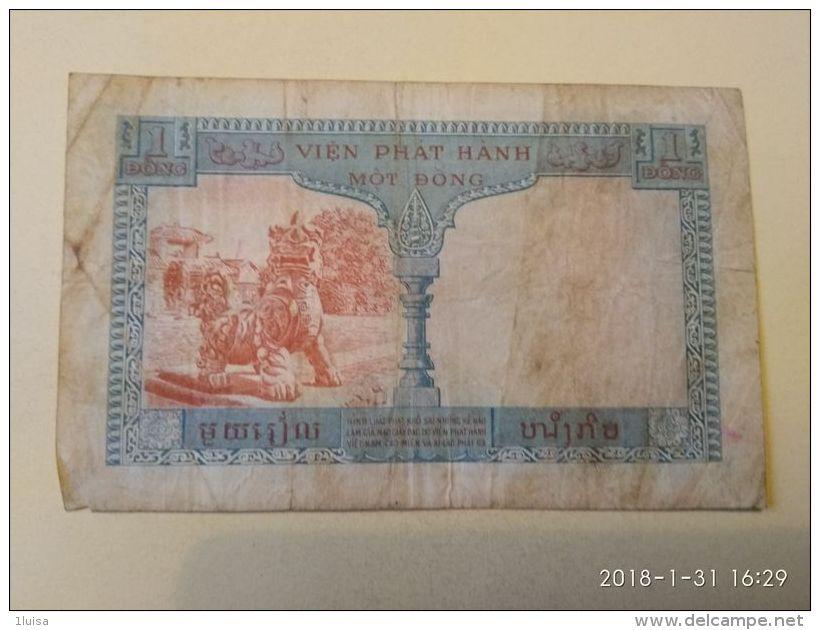 1 Piastra - Vietnam