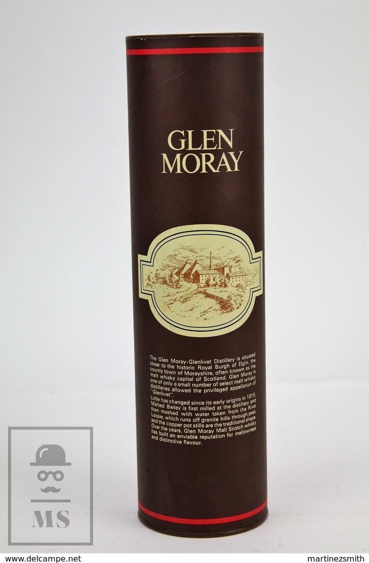 Empty Glen Moray 8 Year Old Single Highland Malt Scotch Whisky Presentation Box - Otros