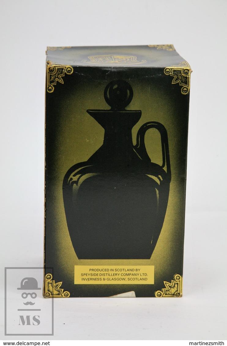 Empty Vintage Speyside 17 Years Old Blended Scotch Whisky Presentation Box - Otros