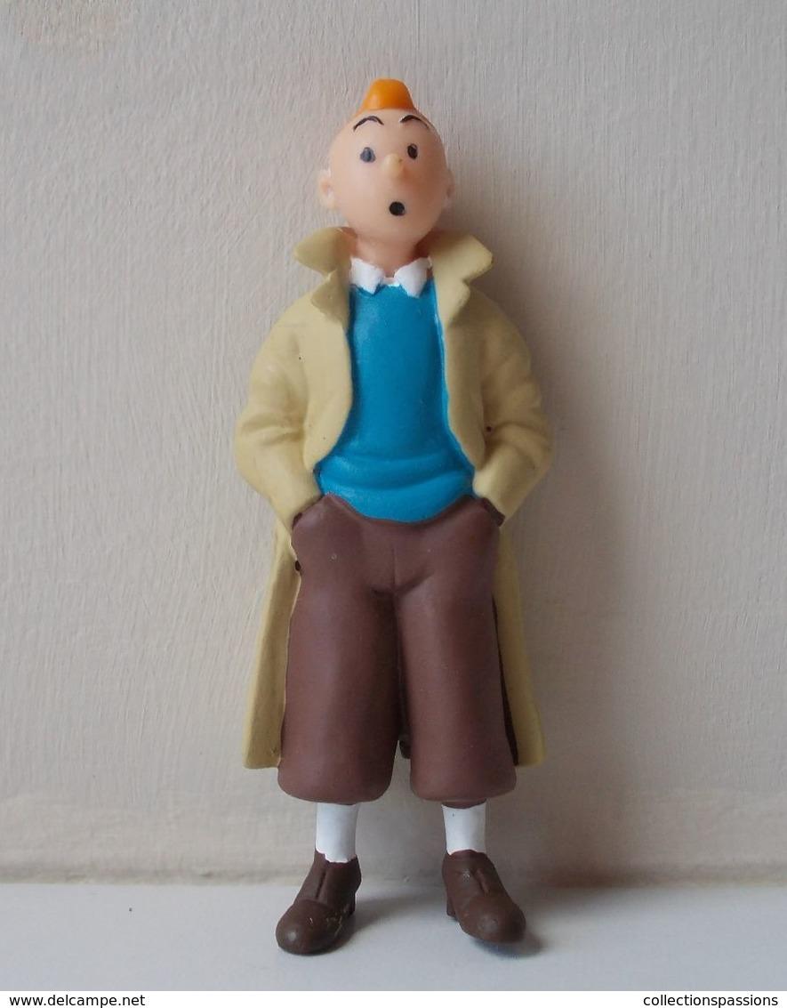 - TINTIN - - Tintin