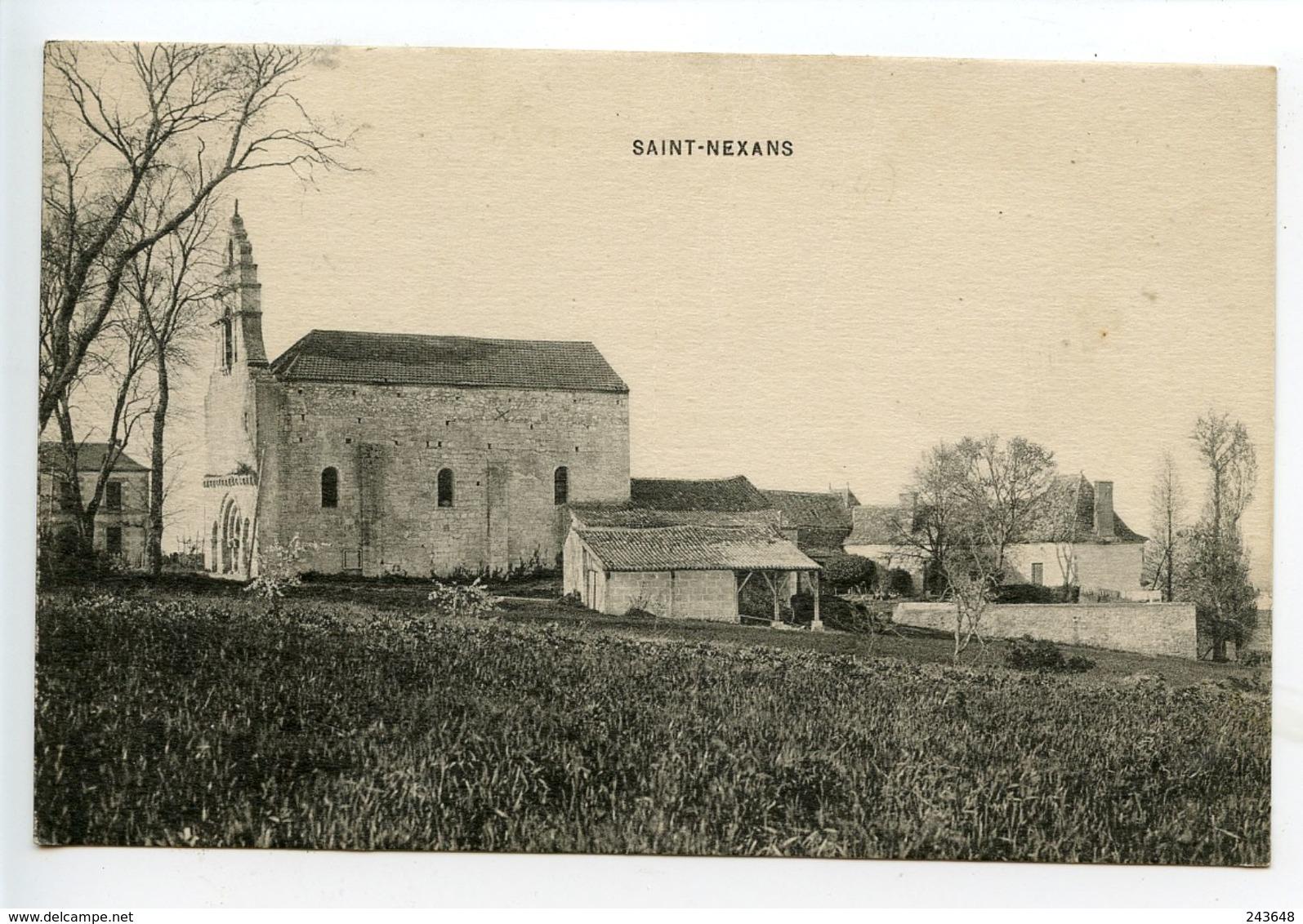 Saint Nexans - France