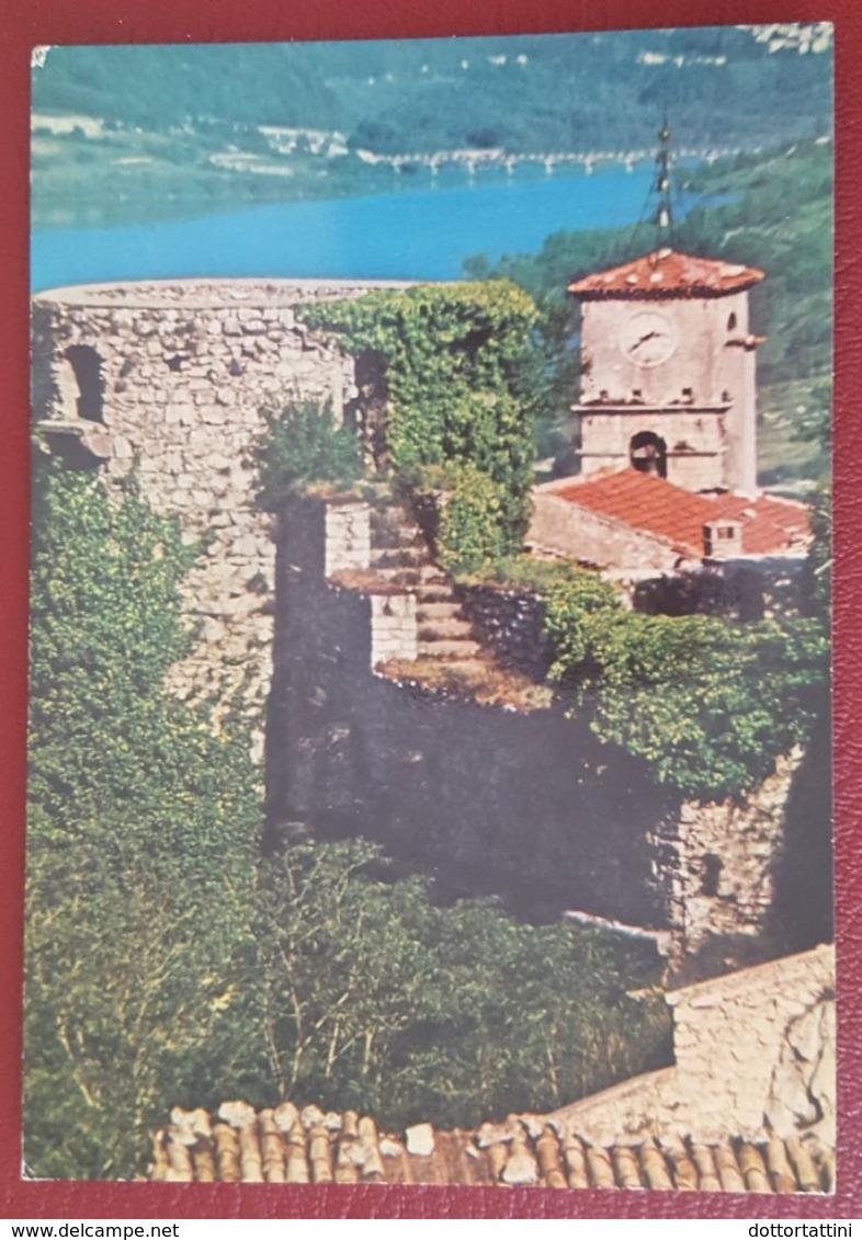BARREA (L'Aquila) - IL CASTELLO - LAGO Nv - L'Aquila