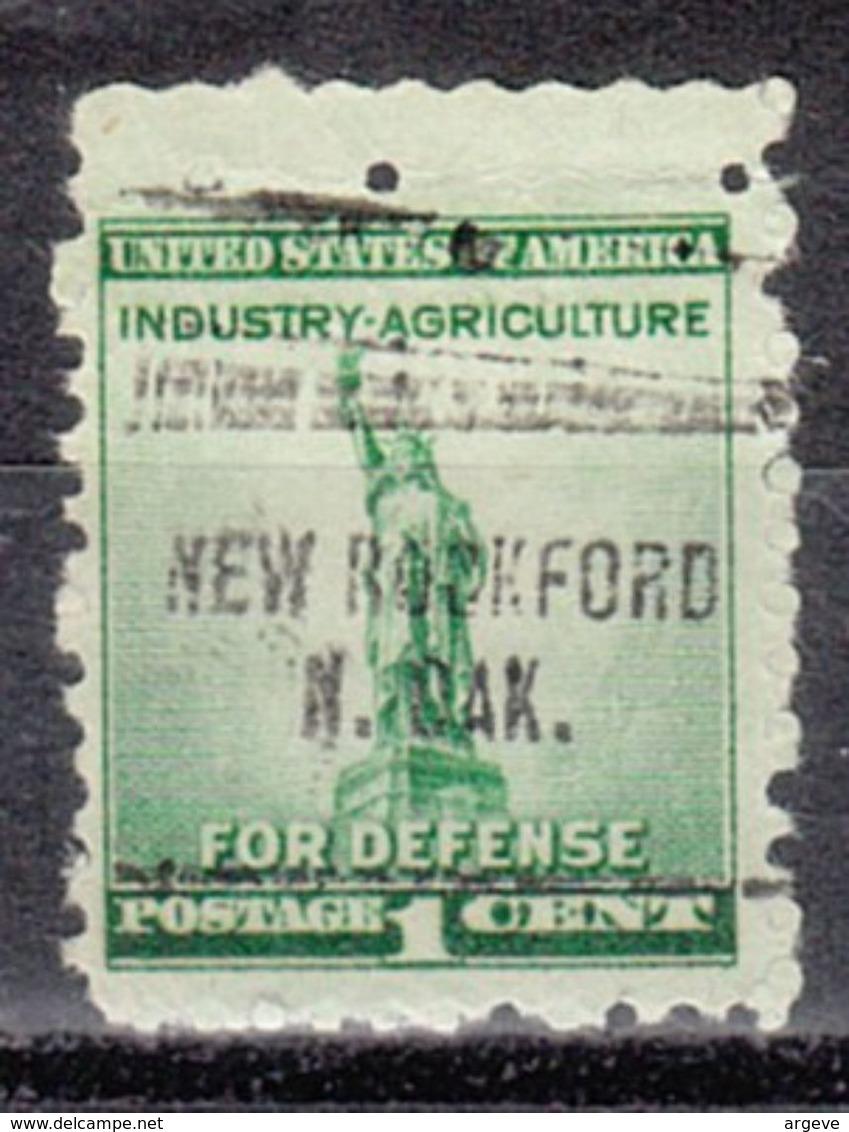 USA Precancel Vorausentwertung Preo, Locals North Dakota, New Rockford 704 - Vereinigte Staaten