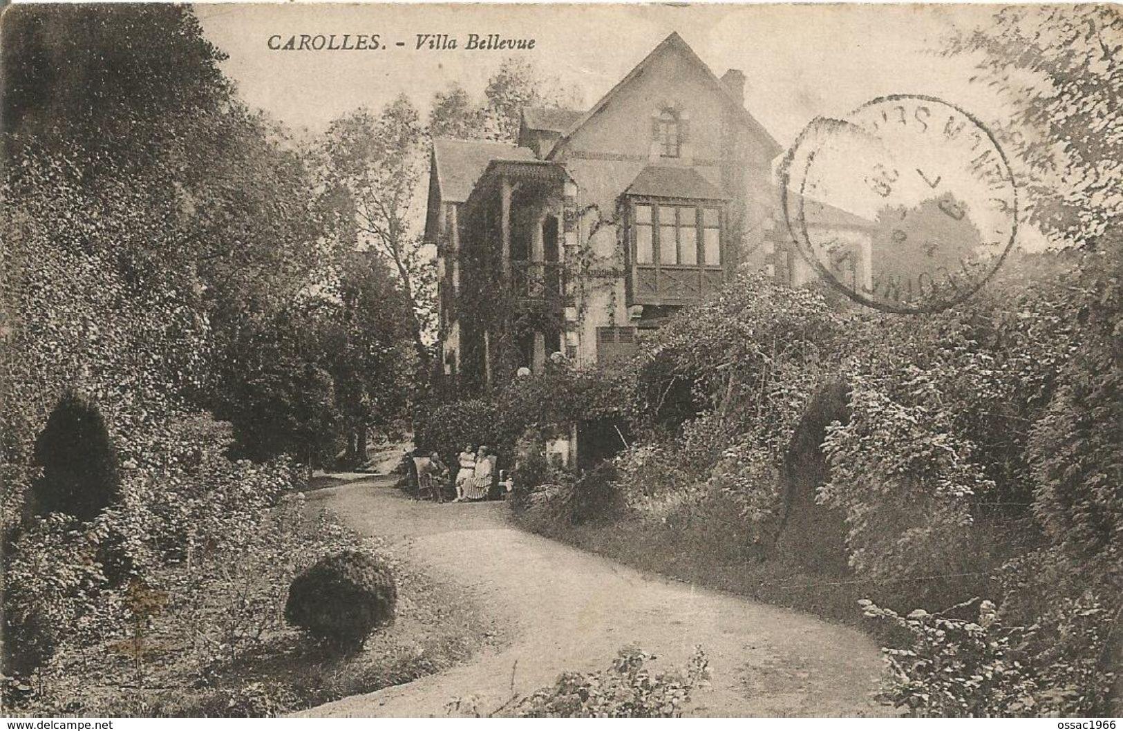 50 CAROLLES Villa Bellevue - Altri Comuni