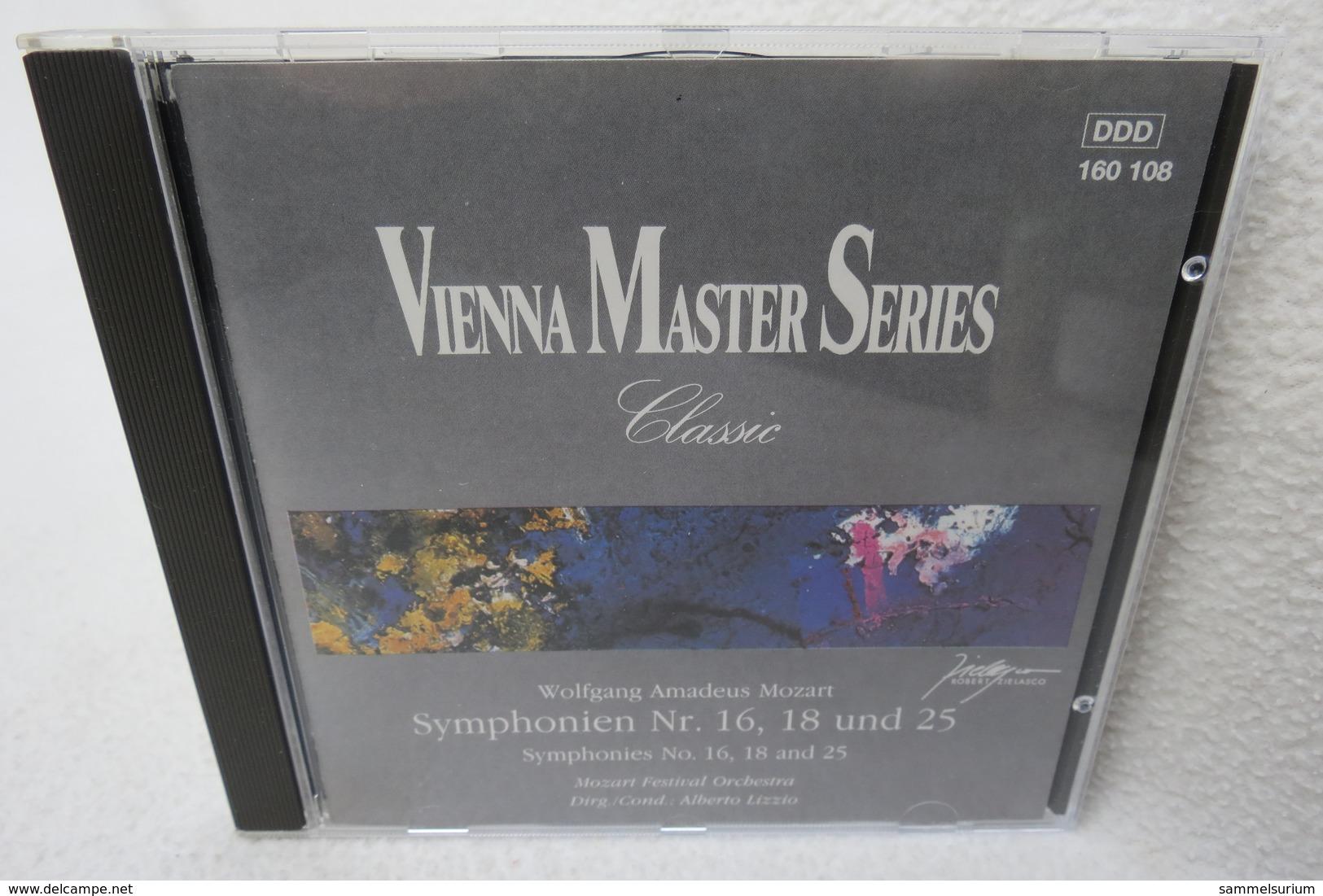 "CD ""Mozart"" Symphonien Nr. 16, 18 Und 25 - Klassik"