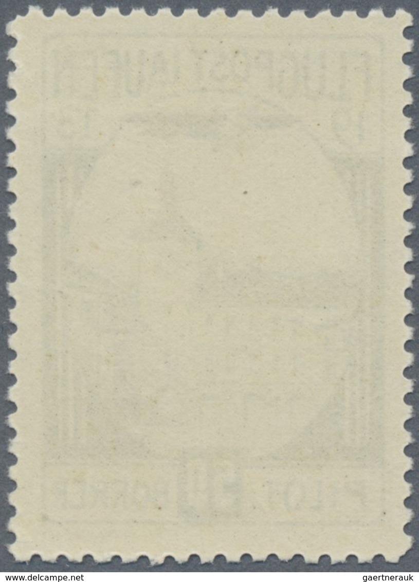 ** Schweiz - Halbamtliche Flugmarken: 1913: 50 C Laufen-Solothurn, Tadellos Postfrisch. Attest Marchand - Airmail