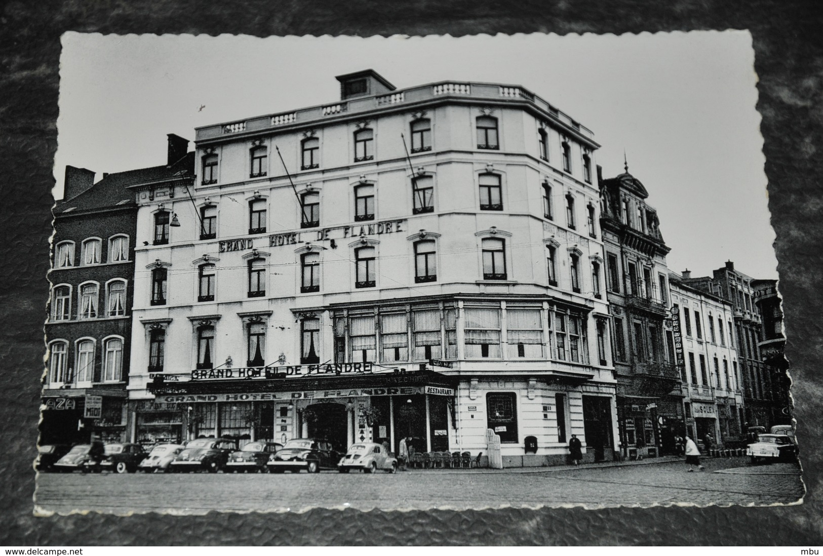409  Grand Hotel De Flandre   Namur Namen  Autos  Cars - Non Classés