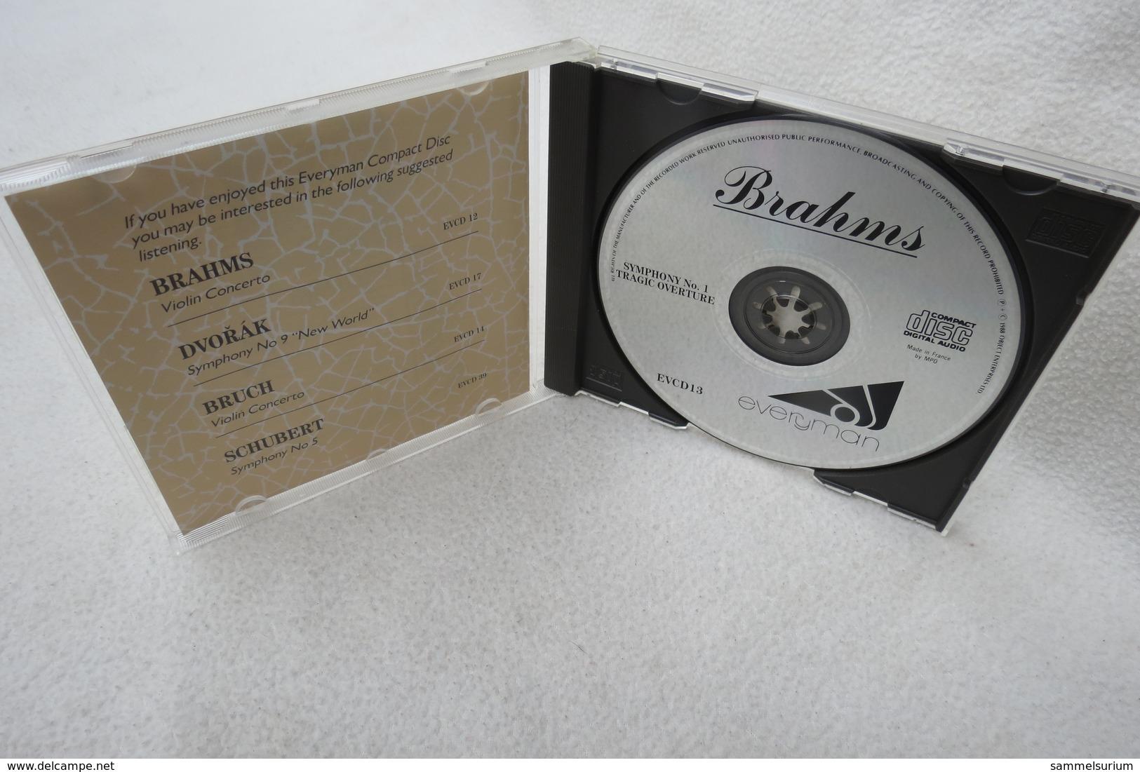 "CD ""Brahms"" Symphony No. 1 - Klassik"