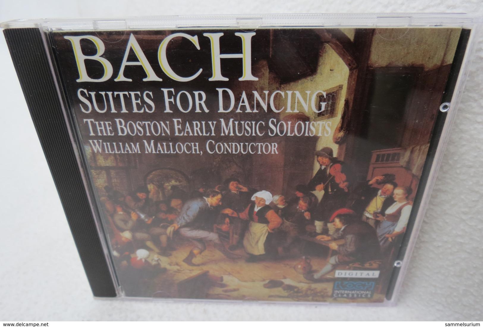 "CD ""Johann Sebastian Bach"" Suites For Dancing - Klassik"