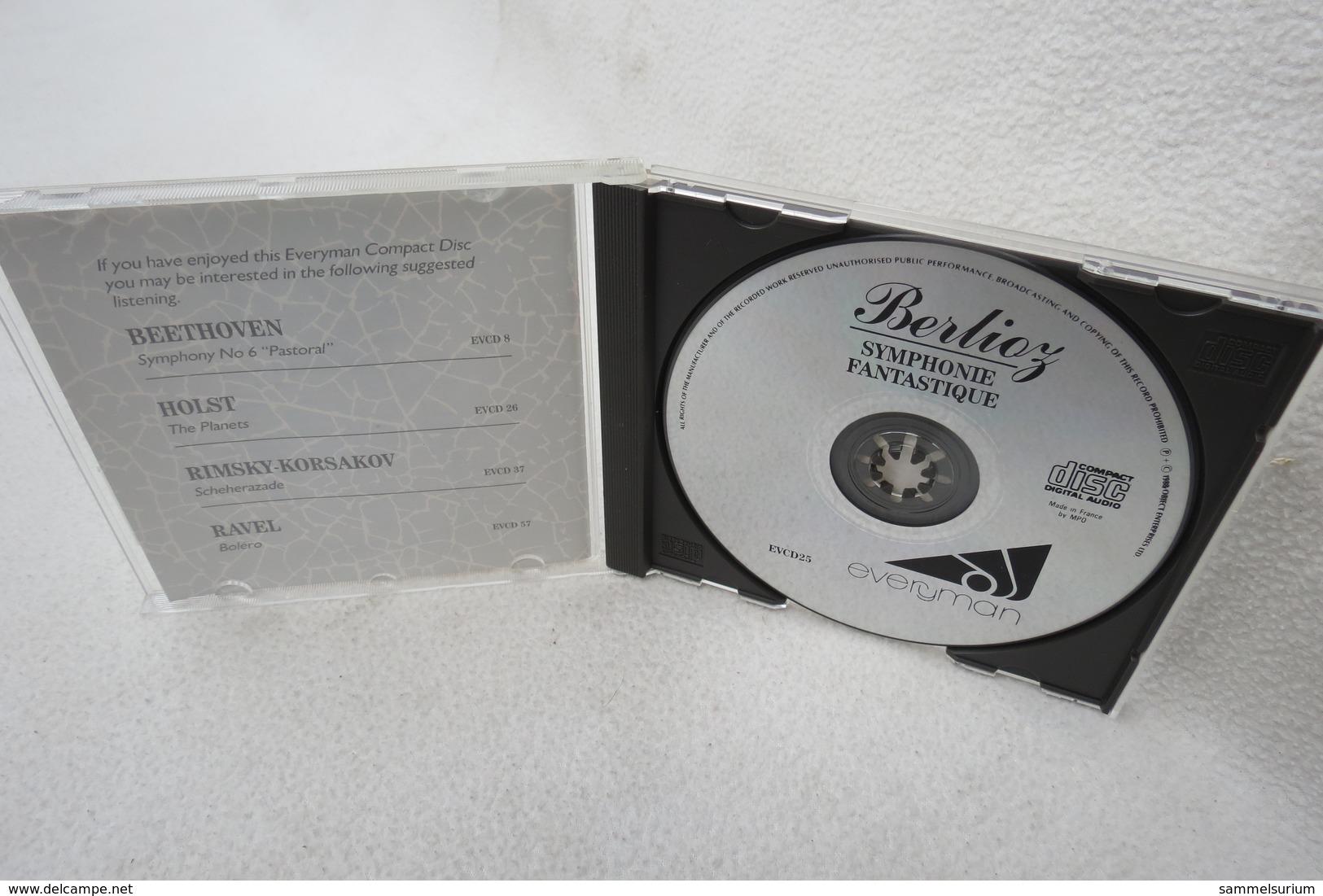 "CD ""Berlioz"" Symphonie Fantastique - Klassik"