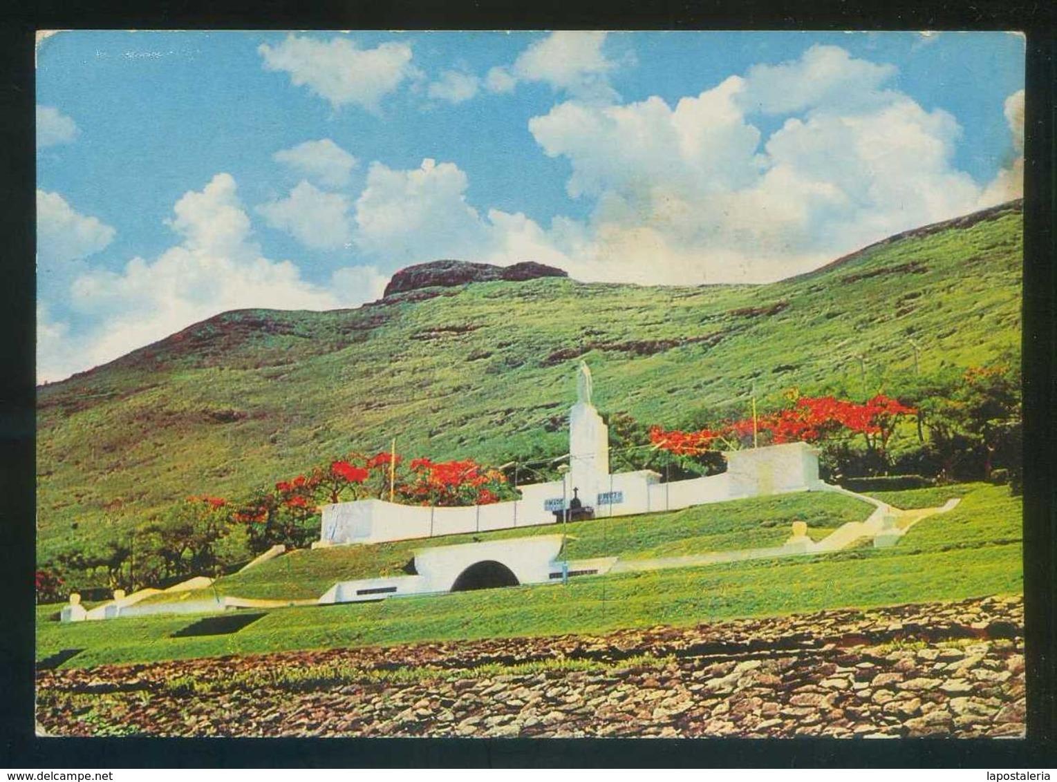 República De Mauricio. Port Louis. *Marie, Reine De La Paix* Nueva, Ver Dorso. - Otros