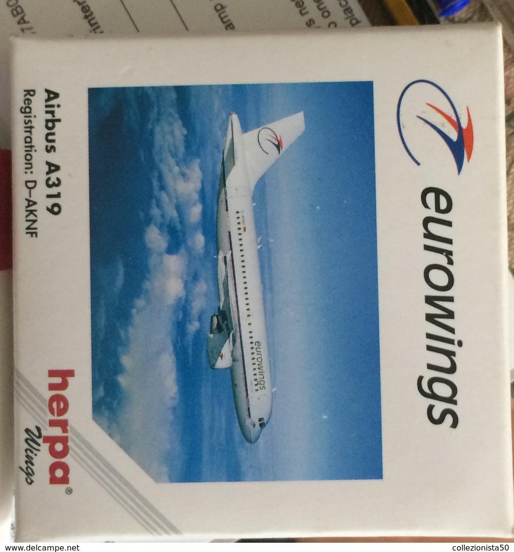 HERPA 1:500 AIRBUS 319 GERMANWINGS - Altre Collezioni