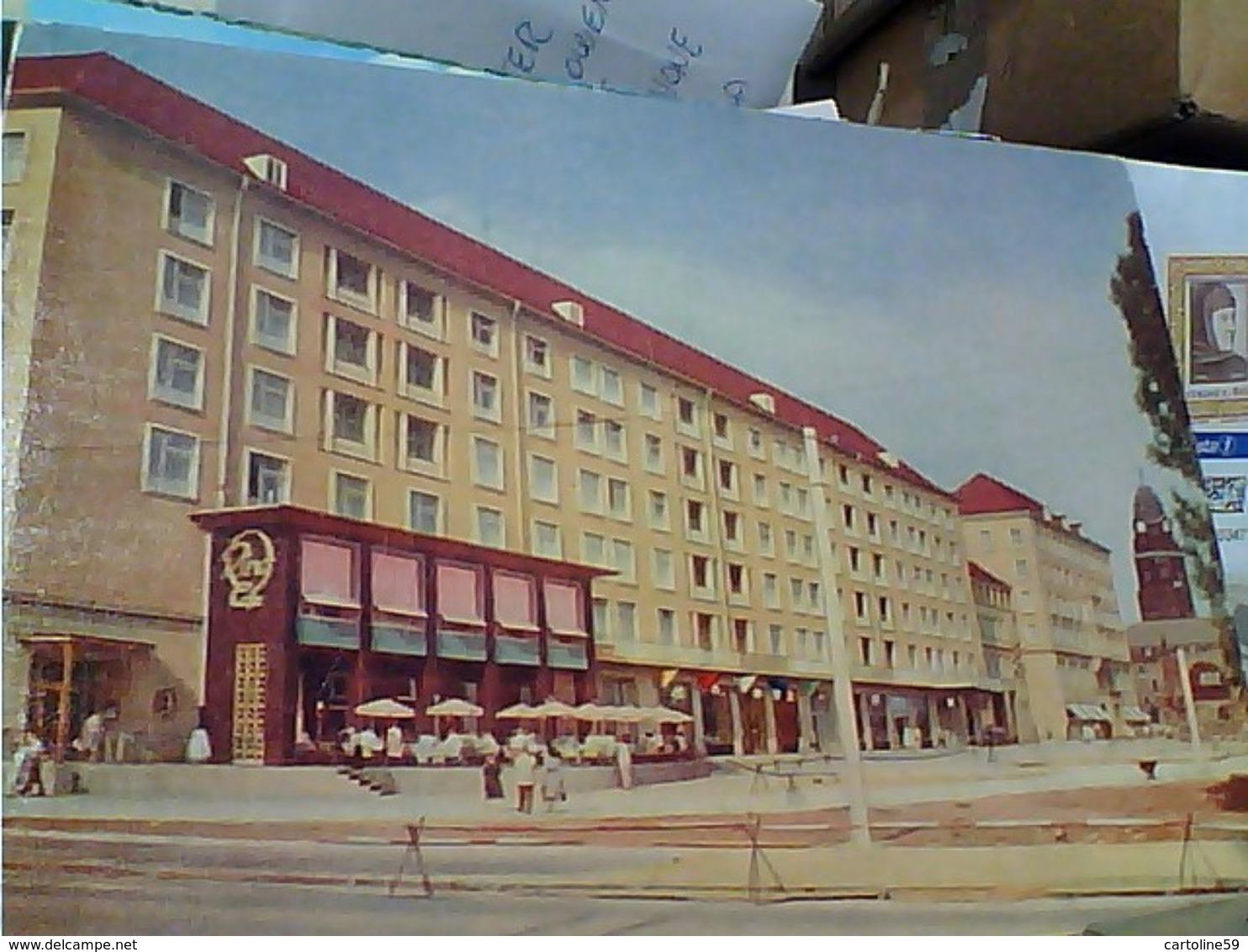 GERMANY Deutschland DRESDEN RINGCAFE N1962 GN21364 - Dresden